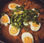 Andhra-style Egg Curry